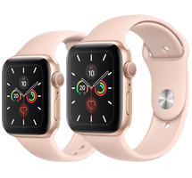 Apple Watch S5 Gold