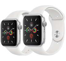 Apple Watch S5 Silver