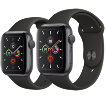 Apple Watch S5 Space Gray