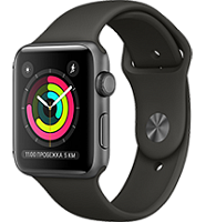 Apple Watch S3 Space Gray