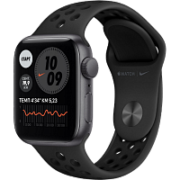Apple Watch SE Nike+ Space Gray